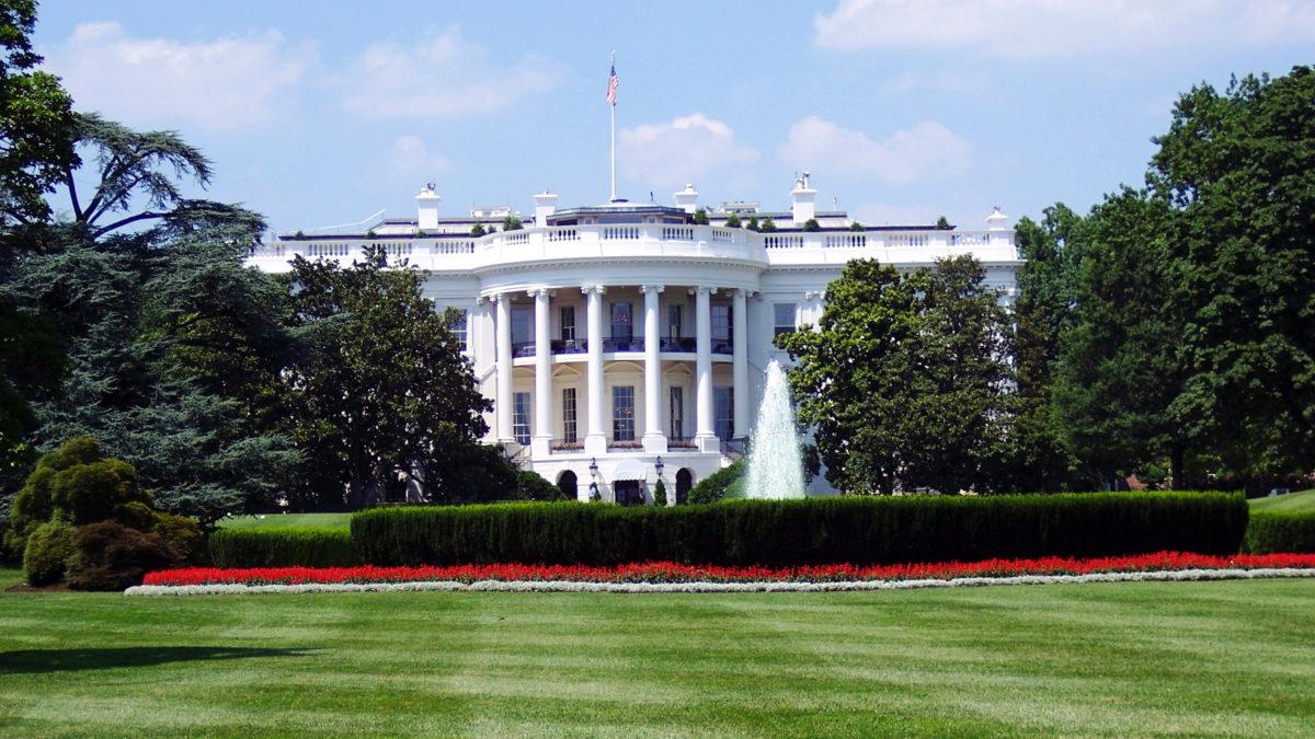 Ο λευκός Οίκος- ΗΠΑ