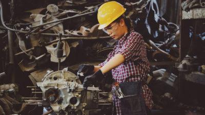 Γυναίκα - Εργαζόμενη