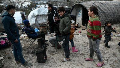 Πρόσφυγες - ΒΙΑΛ Χίου