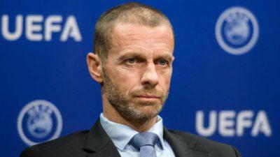 UEFA - Τσέφεριν