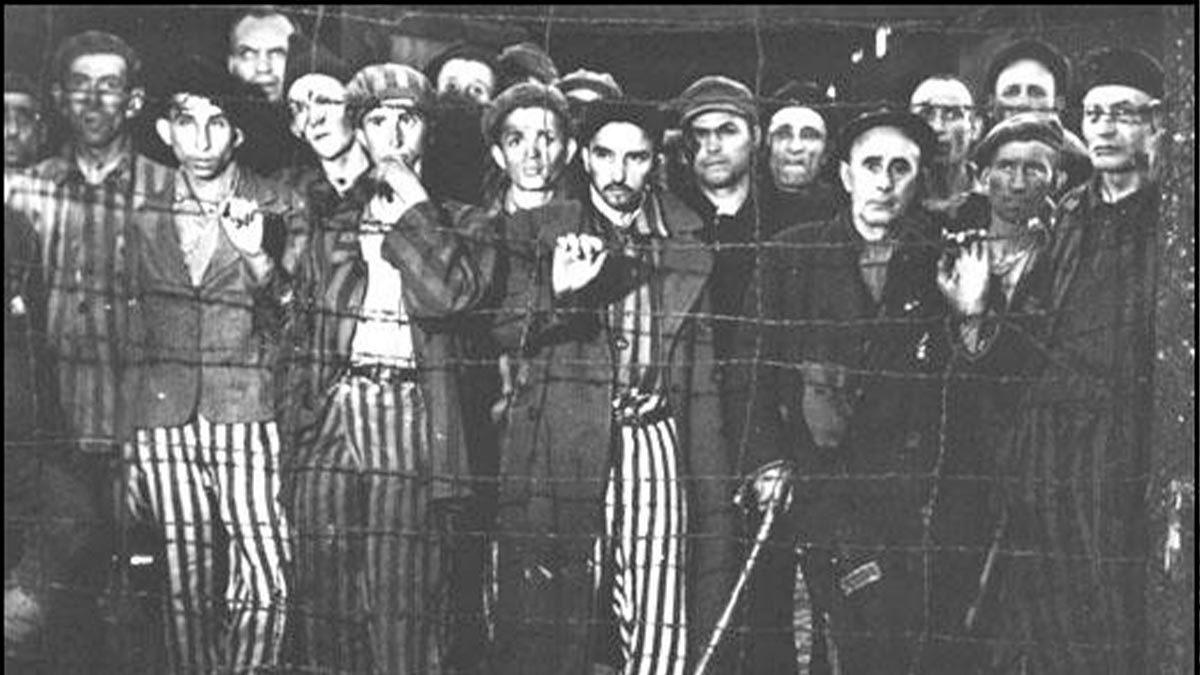 Ναζιστικό Στρατόπεδο Συγκέντρωσης Bouchenwald