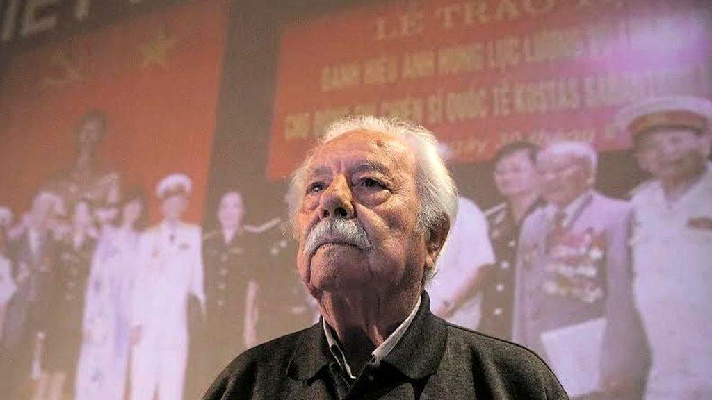 Πόλεμος του Βιετνάμ - Βιετμίνχ - Κώστας Σαραντίδης (Van Lap)