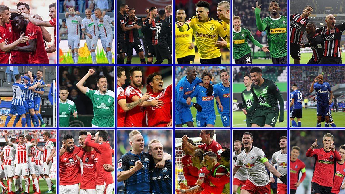 Γερμανικό Ποδόσφαιρο Bundesliga