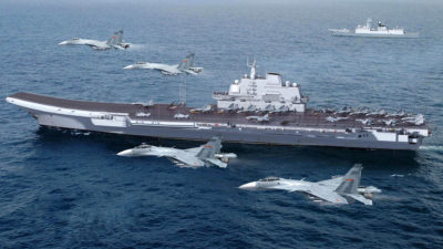 Πλοίο Αεροπλανοφόρο Liaoning Κίνας