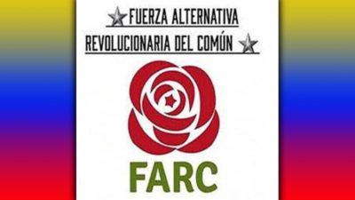 FARC - Πολιρικό κόμμα