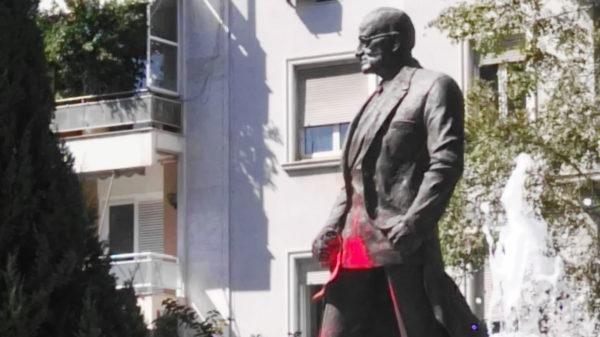 Άγαλμα Τρούμαν στην Αθήνα