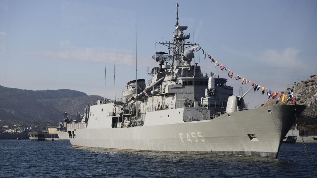 Πολεμικό Ναυτικό- Φρεγάτα Σαλαμίς-πλοίο