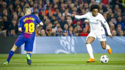 Barcelona Chelsea Ποδόσφαιρο