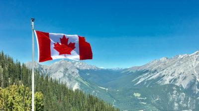 Καναδας σημαια