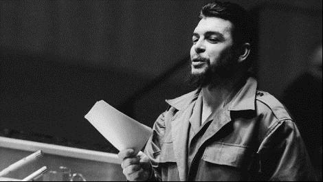 Che Guevara UN