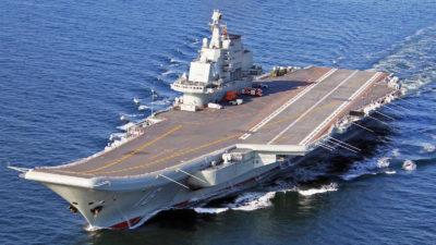 Πλοίο Αεροπλανοφόρο Κίνας