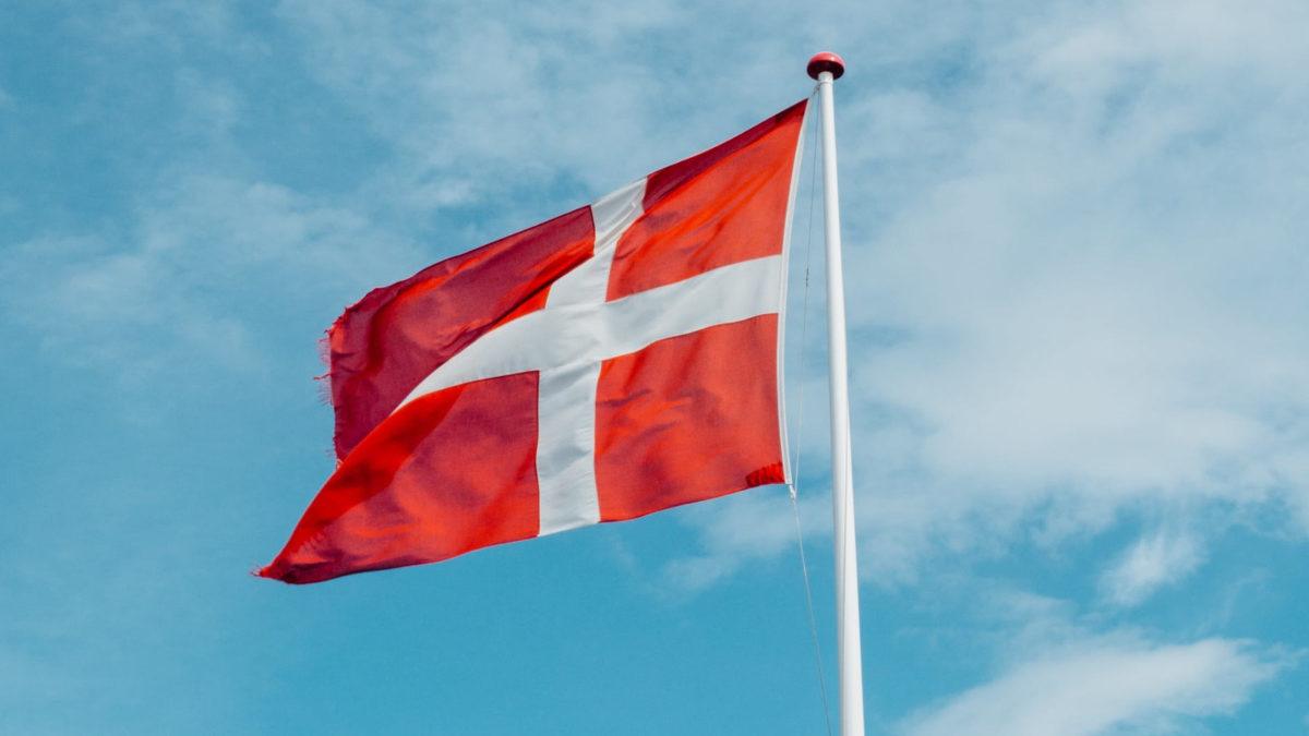 Η σημαία της Δανίας