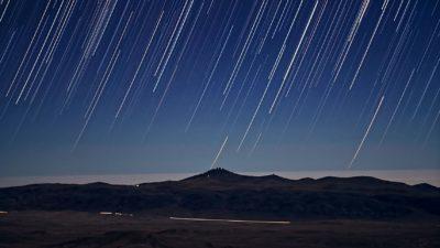 Διάττοντες αστέρες