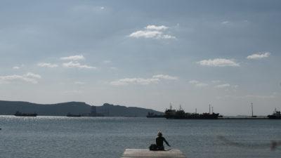 Ελευσίνα Λιμάνι Ηλιοφάνεια