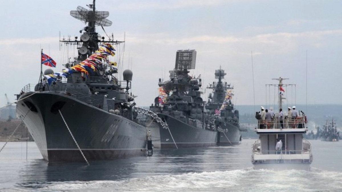 Ρωσικός Στόλος της Μαύρης Θάλασσας