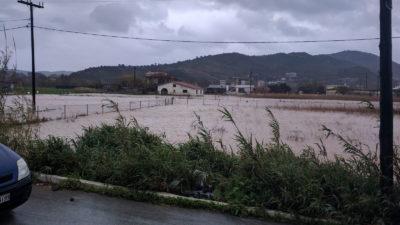 Πλημμύρα Έυβοια