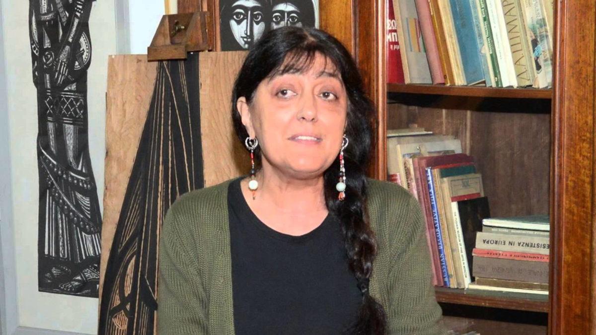 Εύα Μελά - Ζωγράφος, Χαράκτρια