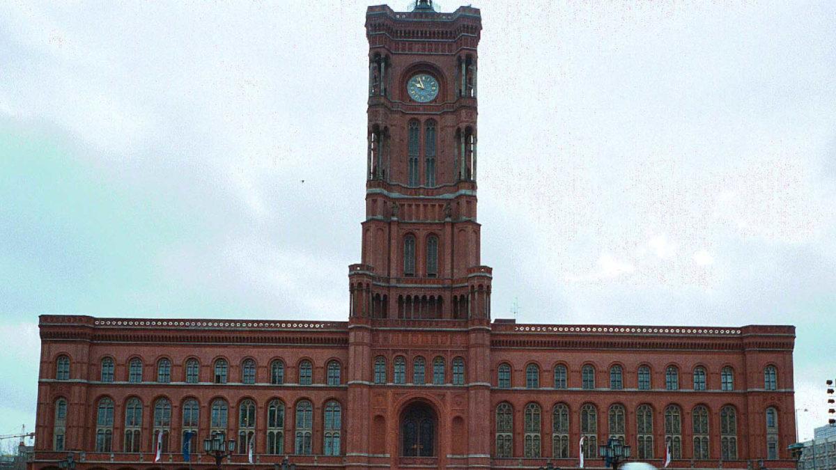 Γερμανία, Βερολίνο, Δημαρχείο