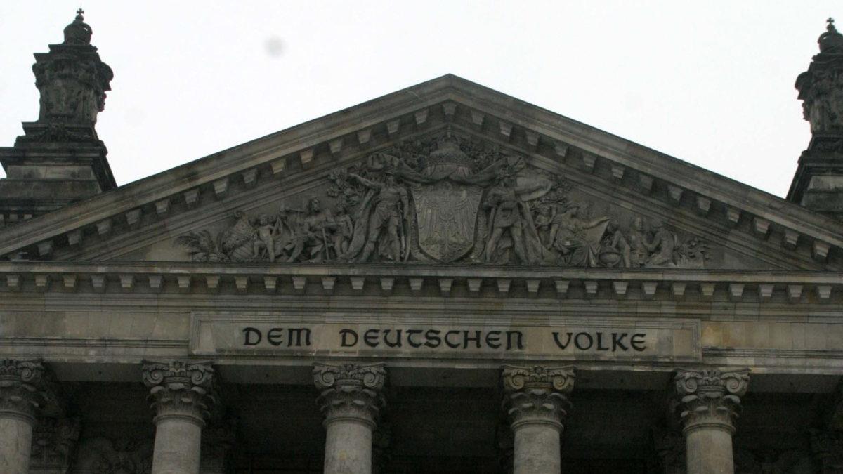 Γερμανία, Βερολίνο, Κοινοβούλιο