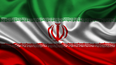 Ιραν- σημαια