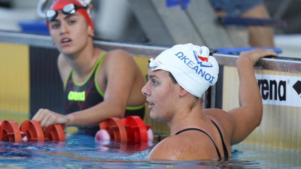 Κολύμβηση Πανελλήνιο Πρωτάθλημα 2019