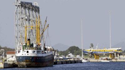 Το λιμάνι της Αλεξανδρούπολης