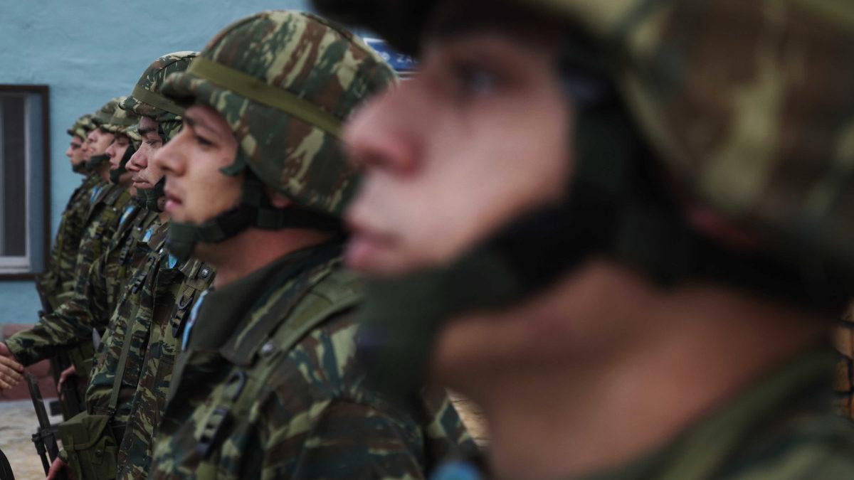 Στρατός Λήμνος