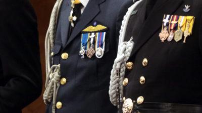 Παράσημα Αξιωματικών