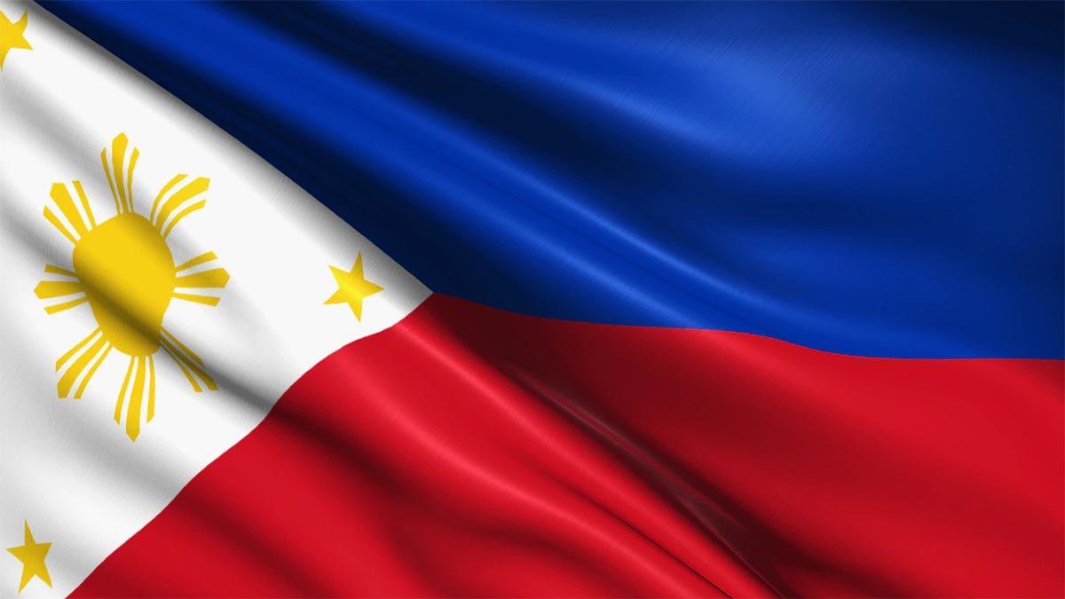 Φιλιππίνες σημαία