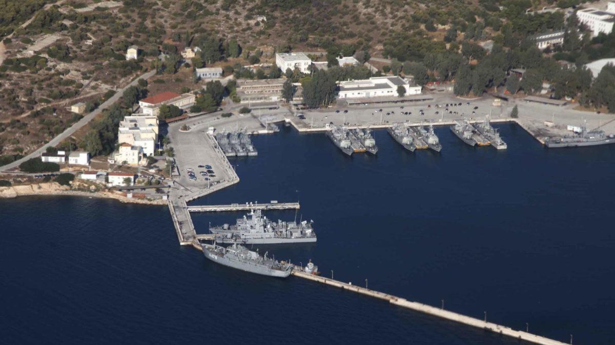 Πολεμικό Ναυτικό Βάση Αμφιάλης