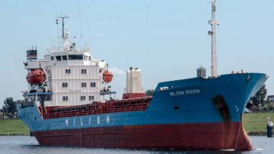 Φορτηγό πλοίο Sea Scanner