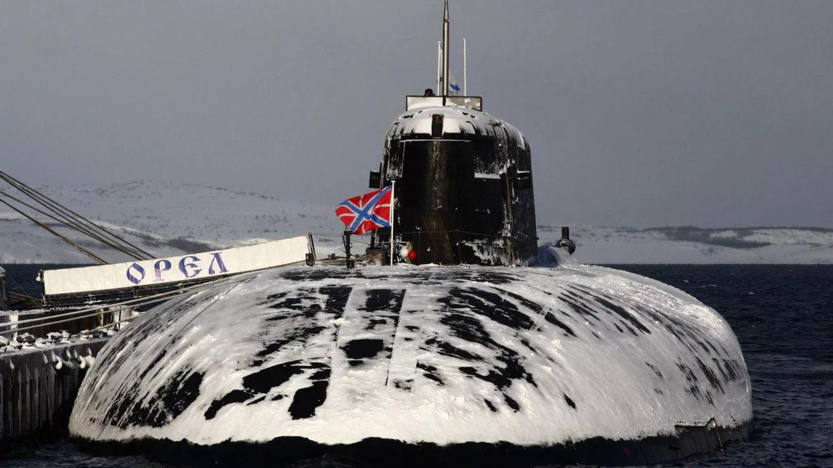 Ρωσικό πυρινοκίνητο υποβρύχιο OREL