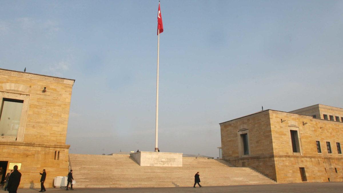Τουρκία, Αγκυρα