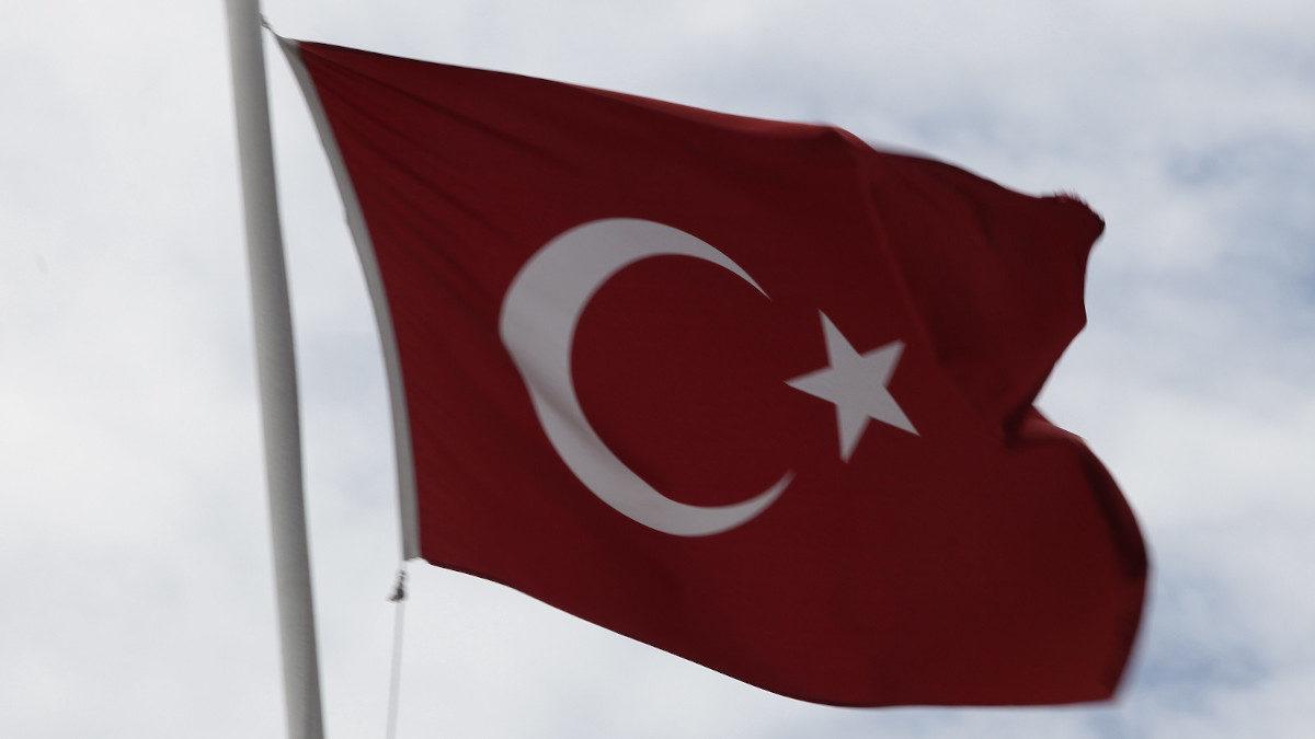 Τουρκική Σημαία Τουρκία