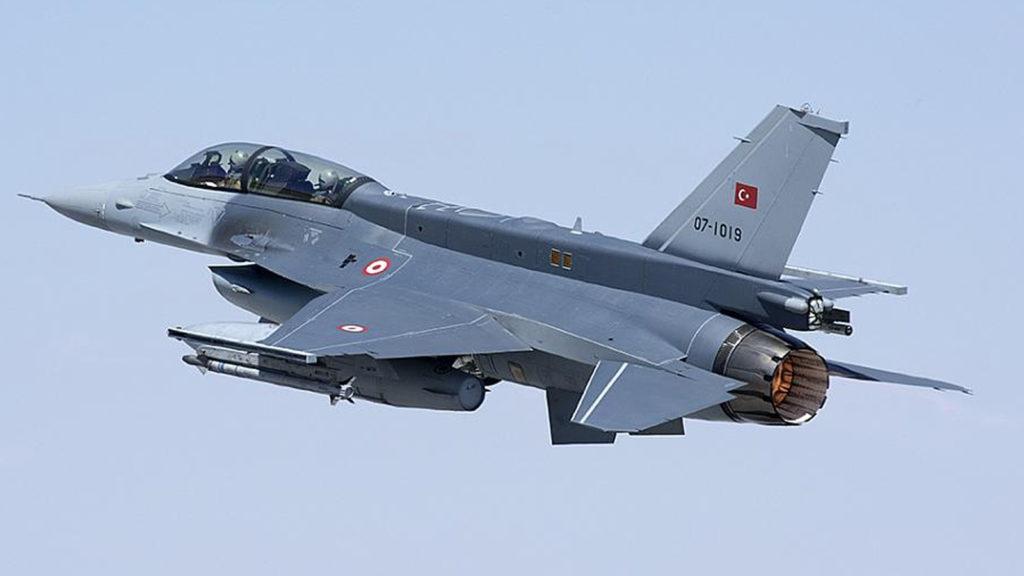 Τουρκικό F16