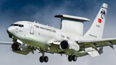 Τουρκικό κατασκοπευτικό αεροσκάφος Boeing 737-700