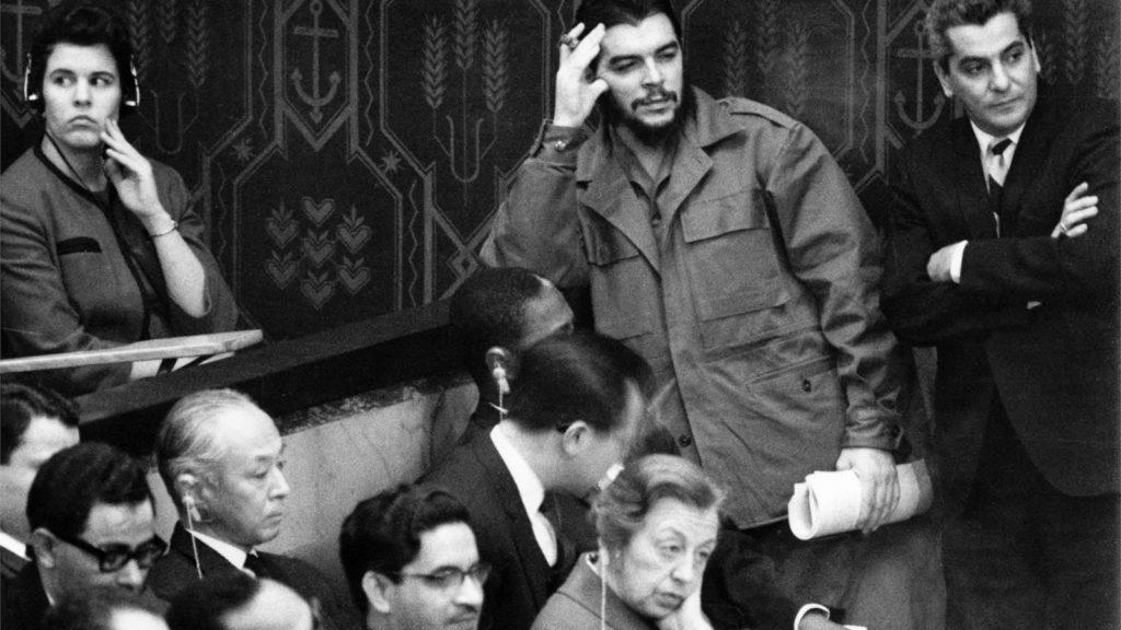 Ernesto Che Guevara - UN