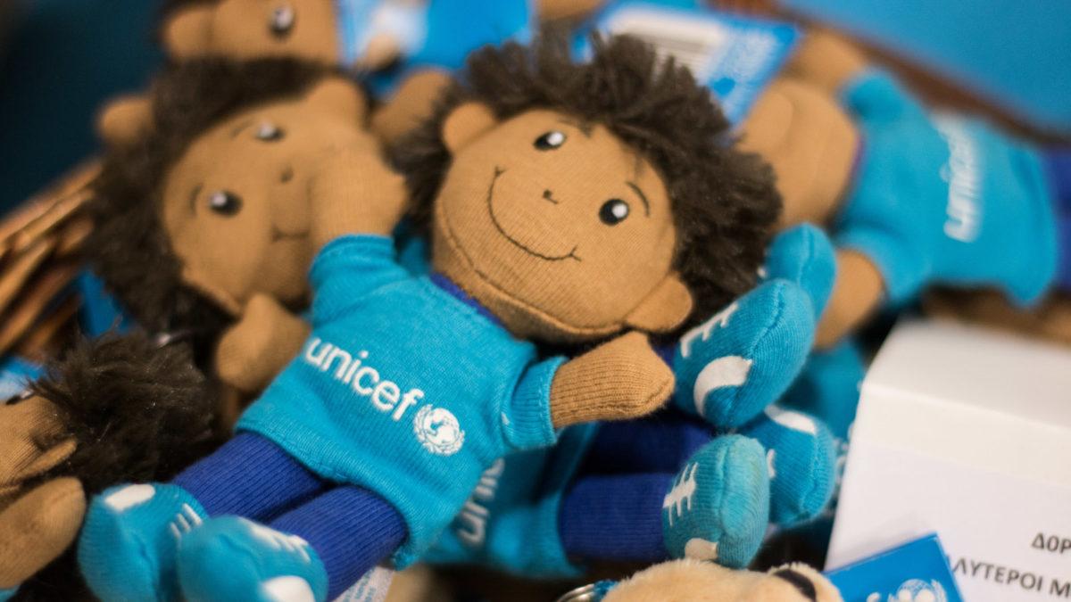 Κούκλες UNICEF
