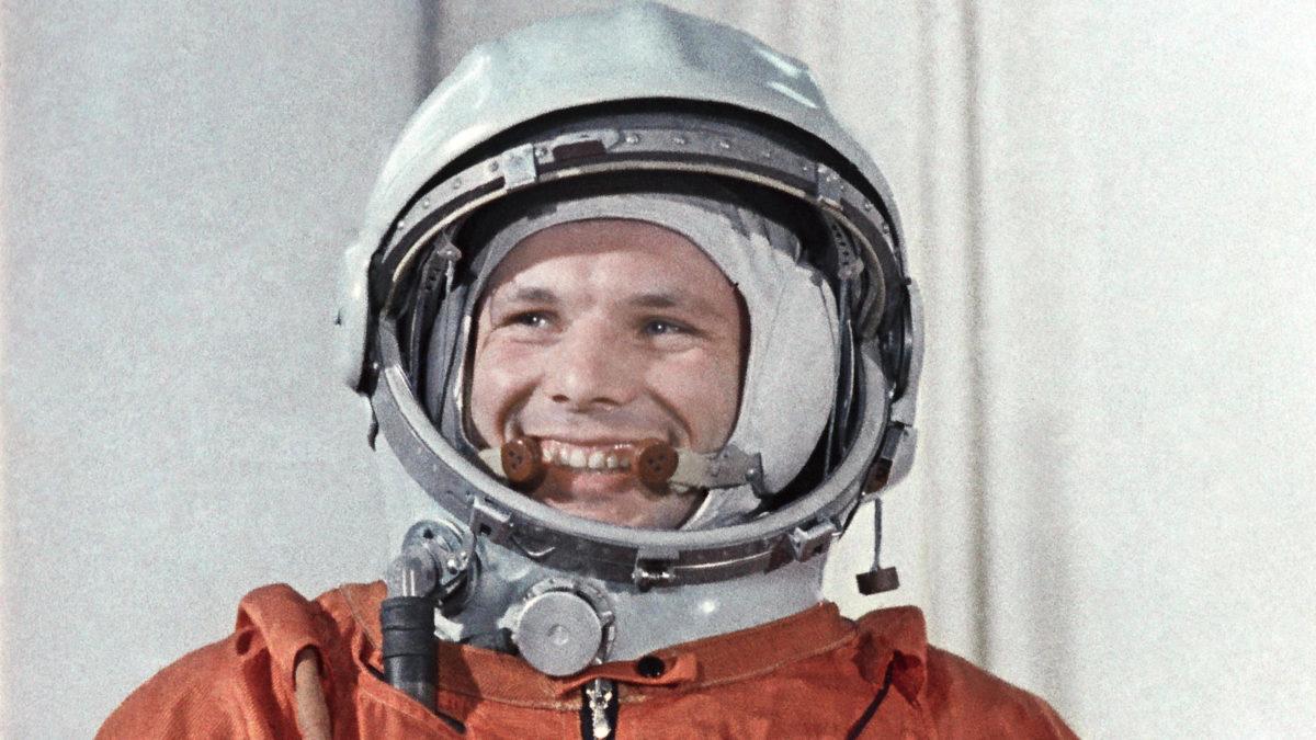 ΕΣΣΔ - Διαστημικό πρόγραμμα - Γιούρι Γκαγκάριν
