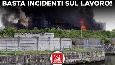 Εκρηξη σε εργοστασιο της Ιταλιας
