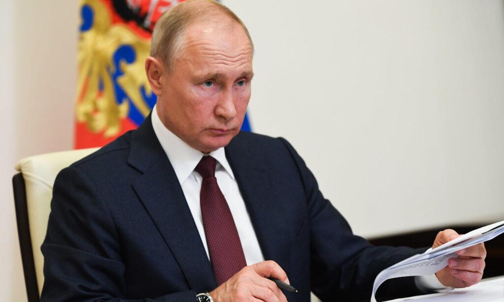Βλαντιμίρ Πούτιν, Πρόεδρος της Ρωσικής Ομοσπονδίας