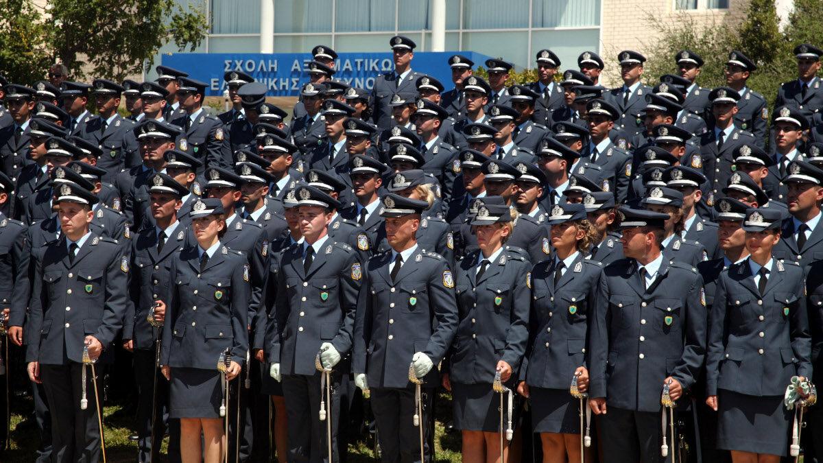 Σχολή Αξιωματικών Ελληνικής Αστυνομίας