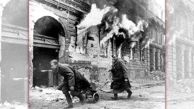 Κόκκινος Στρατός - Βερολίνο