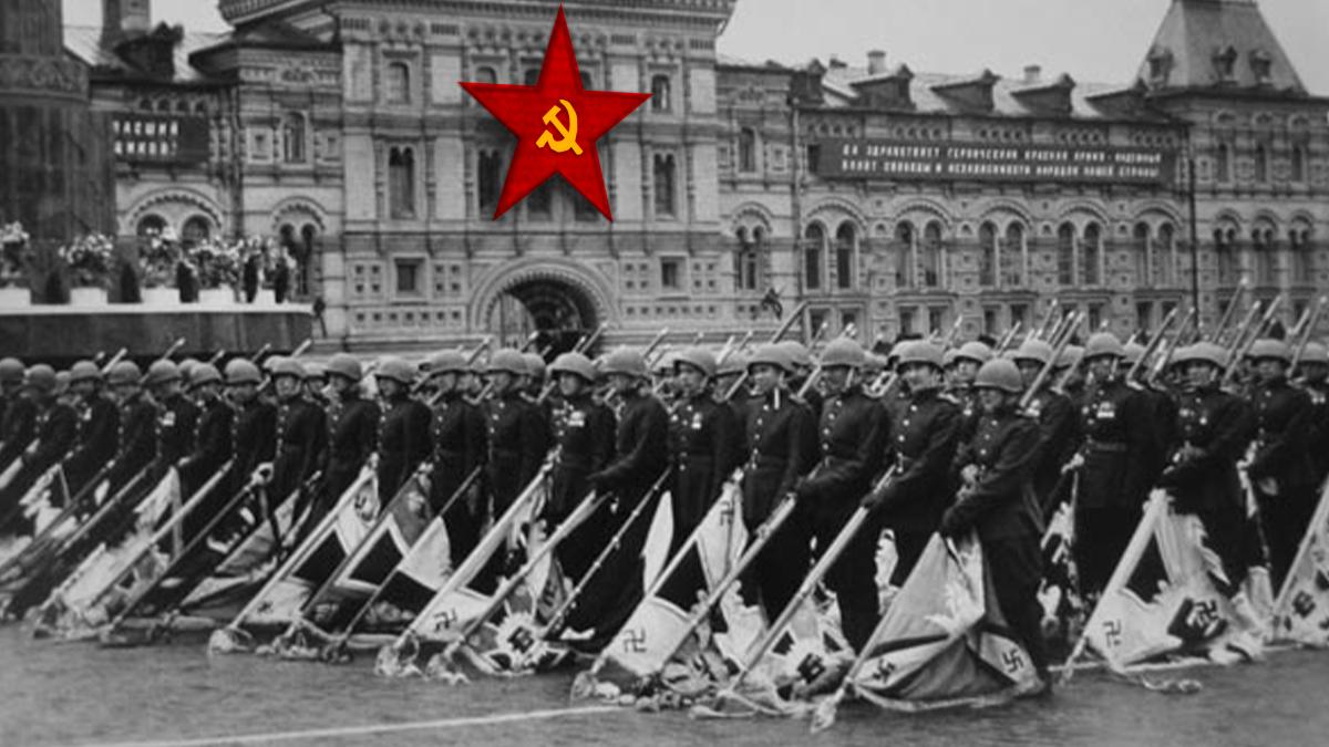 Κόκκινος Στρατός - Μόσχα
