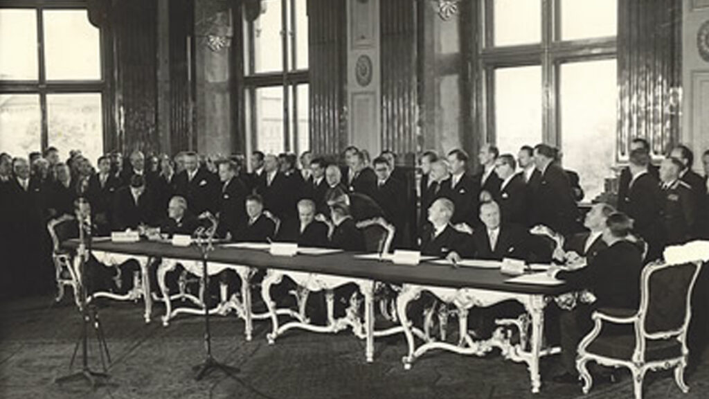 Αυστρία - υπογραφή ανεξαρτησίας της, 1950