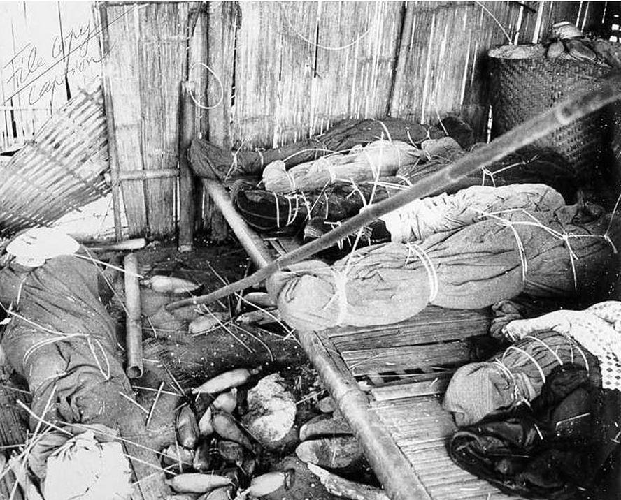Πόλεμος στο Βιετνάμ - έγκλημα στο Σονγκ Θανγκ, 1970