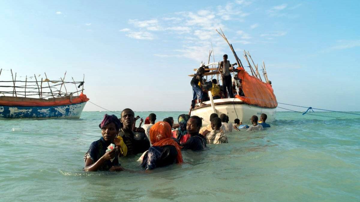 Σομαλία - πρόσφυγες