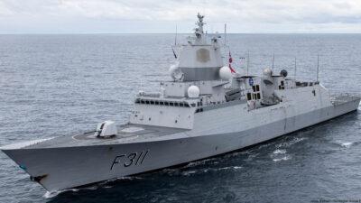 Πολεμικό Ναυτικό Νορβηγίας - Φρεγάτα Roald Amundsen (F311)-πλοίο