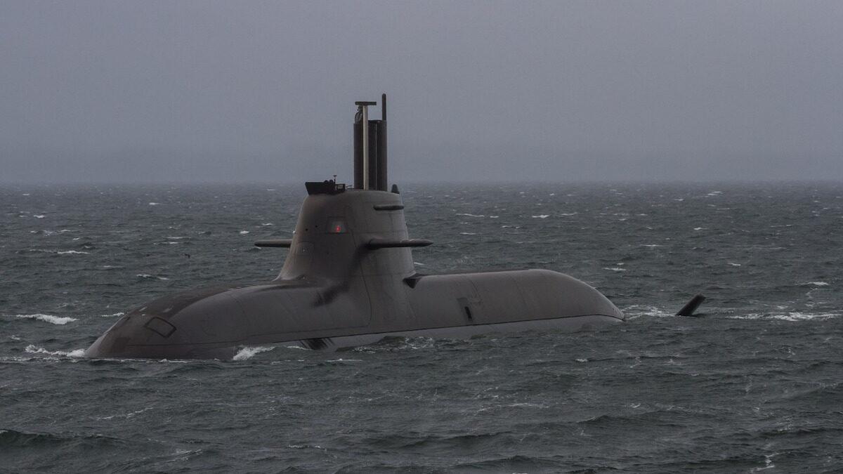 Γερμανικό Υποβρύχιο Βαλτική