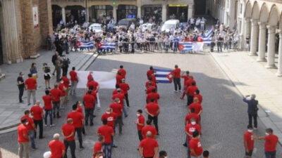 Εκδήλωση για τους γιατρούς της Κούβας